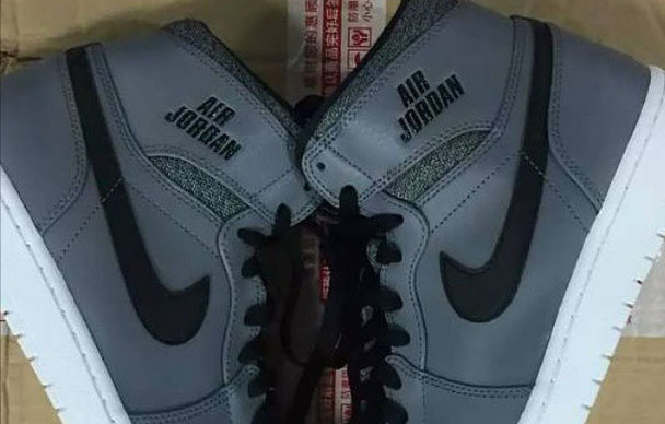 Air Jordan 1 Rare Air Cool Grey