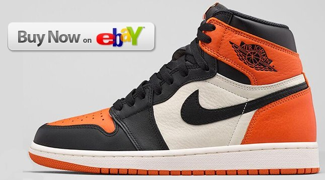 Air Jordan 1 Retro High OG Shattered Backboard eBay