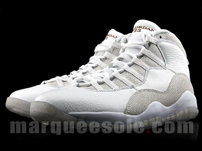Air Jordan 10 OVO Drake Release