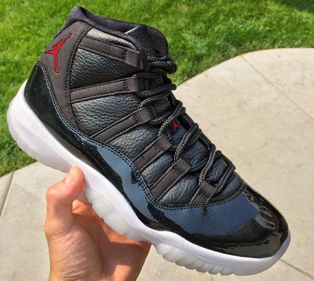 Air Jordan 11 72 10 Release