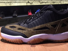 Air Jordan 11 IE Low Croc
