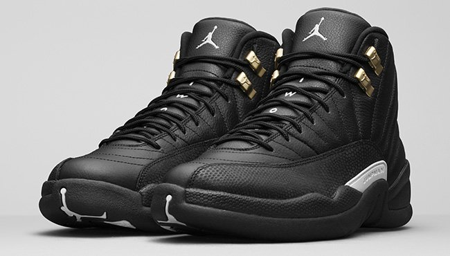détaillant en ligne edaab a3a2c Air Jordan 12 The Master | SneakerFiles