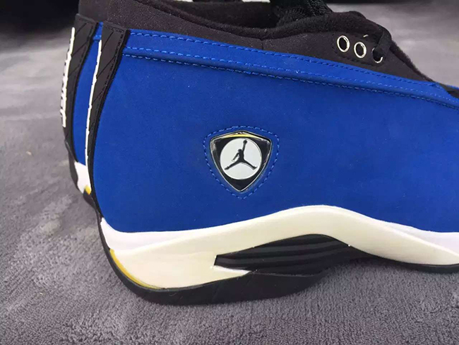 Air Jordan 14 Low Laney Retro 2015