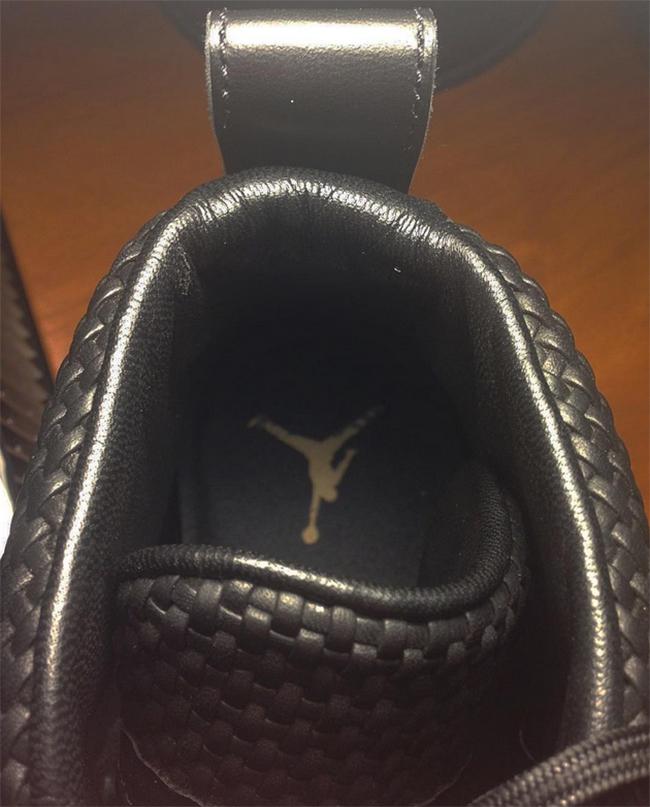 Air Jordan 15Lab12 Black White