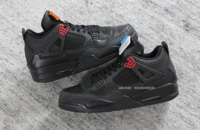 Air Jordan 3Lab4 Black Infrared