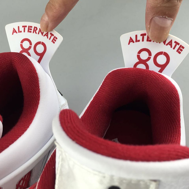 Air Jordan 4 Alternate 89