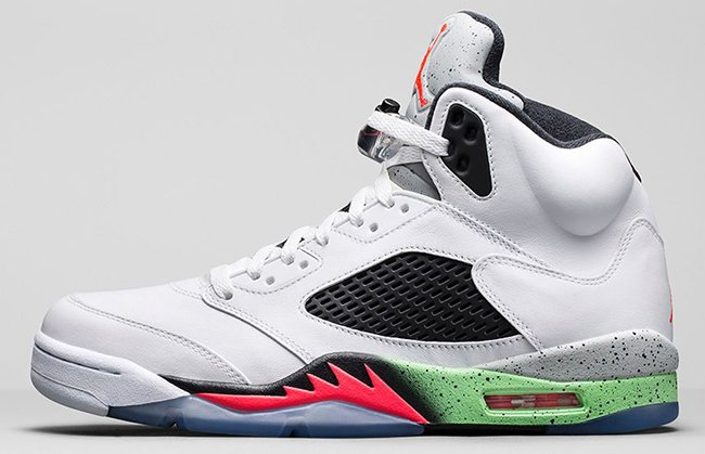 Air Jordan 5 Pro Stars Canceled NikeStore