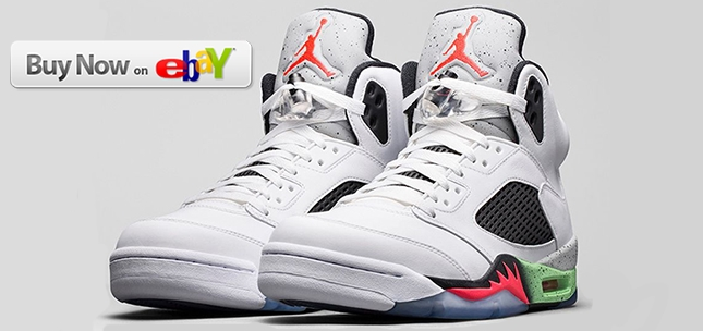 Air Jordan 5 Pro Stars Buy on eBay