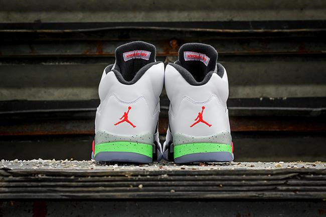 Air Jordan 5 Pro Stars Releasing Weekend