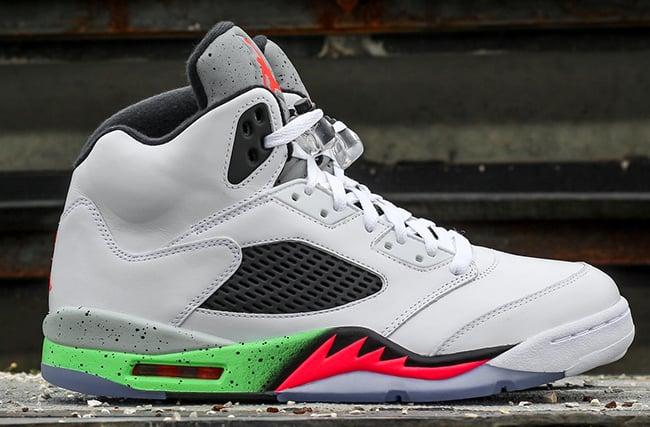 Air Jordan 5 'Pro Stars' Releasing This Weekend