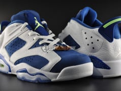 Air Jordan 6 Low Ghost Green