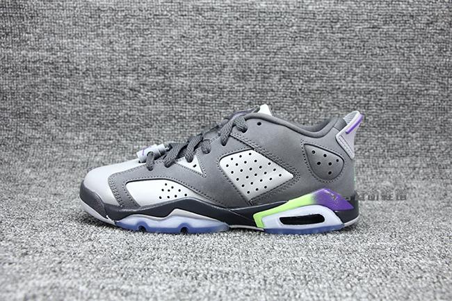 Air Jordan 6 Low GS Ultraviolet
