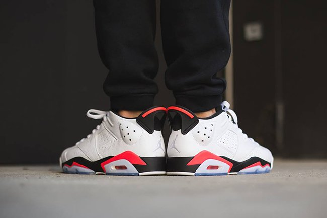 online retailer 15d76 52f80 ... where to buy air jordan 6 low infrared releasing tomorrow chic e3899  00aee