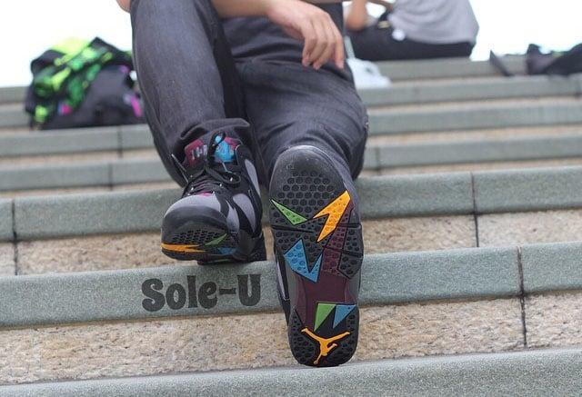 Nike Air Jordan 7 Burdeos 2015 Atuendo fLebIQwJ0