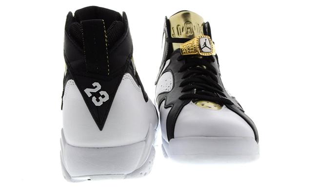 Air Jordan 7 Champagne Detailed Look Sneakerfiles