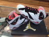 Air Jordan 7 GS Hot Lava