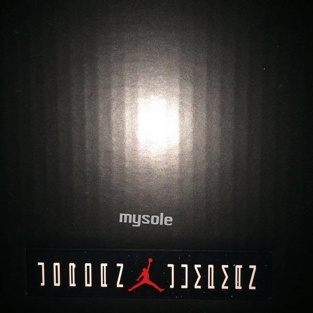 Air Jordan 11 72 10 Box