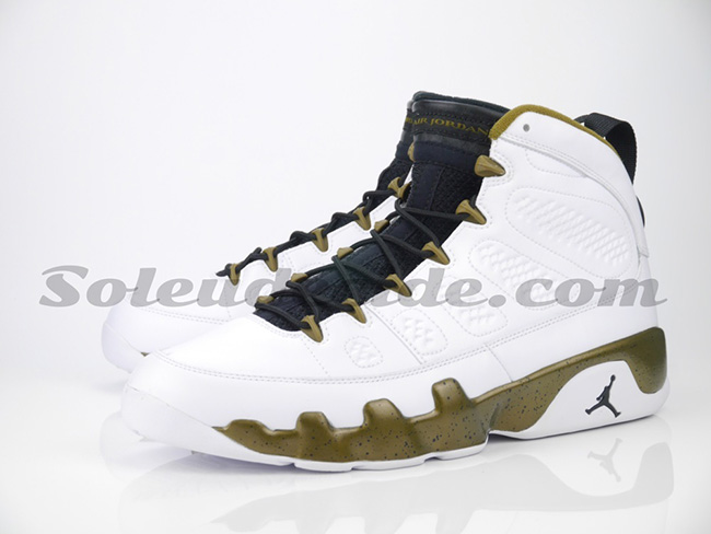 Air Jordan 9 Copper Statue Release Date