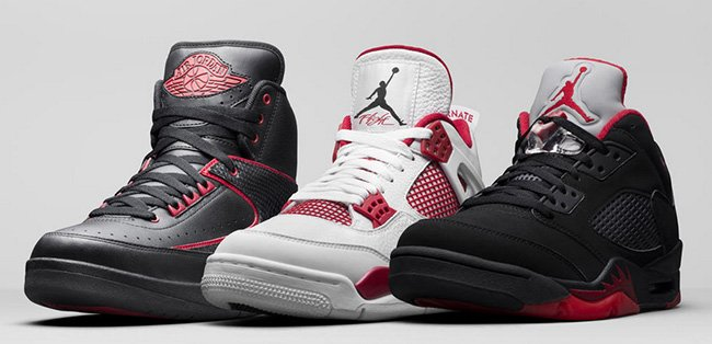 Air Jordan Alternate Collection 2016