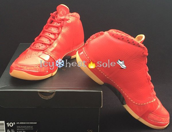 Air Jordan XX3 Chicago Retro