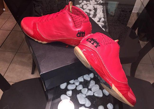 Air Jordan XX3 Chicago Chi City