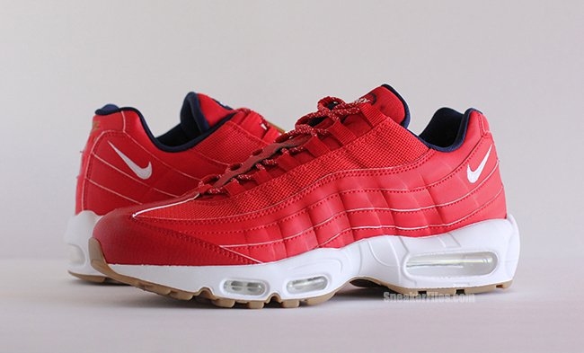 Nike Air Max 95 USA July 4th 2015 | SneakerFiles