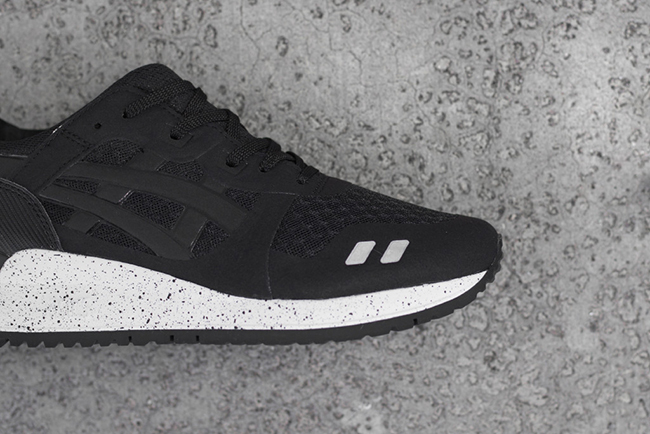 Asics Gel Lyte III NS Black