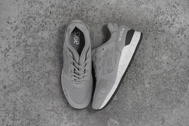 Asics Gel Lyte III NS Grey