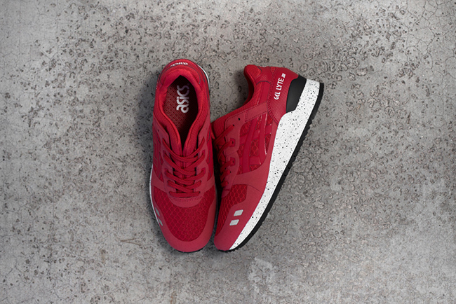 Asics Gel Lyte III NS Red