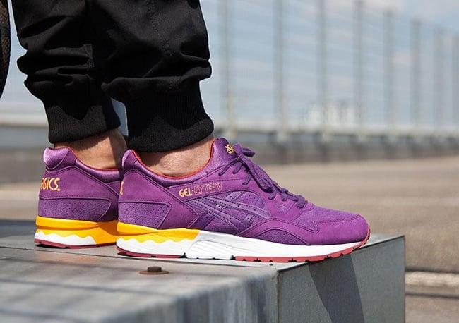 Asics Gel Lyte V Sunset Purple