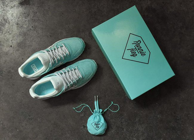 Ronnie Fieg Diamond Supply Asics Gel Lyte V Tiffany Release Date