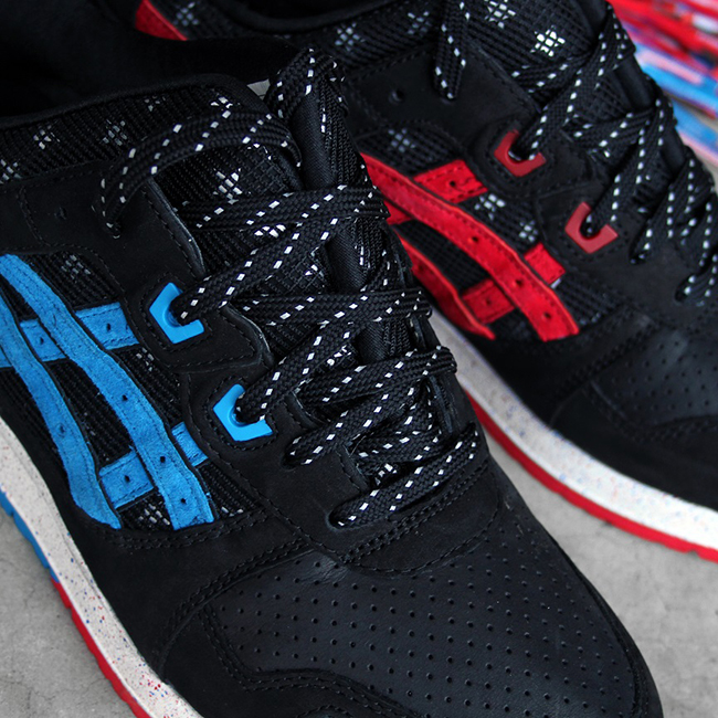 Wale Villa Asics Gel Lyte III Bottle Rocket