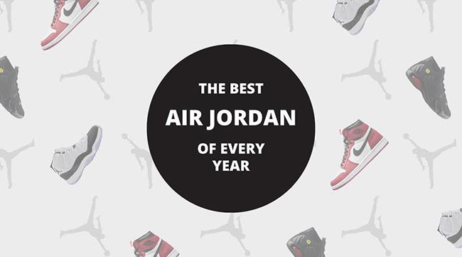 Best Air Jordans 1985 2015