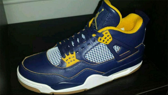 Dunk From Above Air Jordan 4