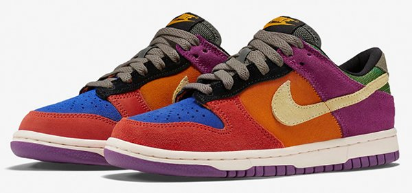 Nike Dunk Low Viotech Kids GS | SneakerFiles
