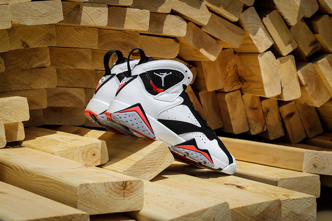 new product d0e5e 93a57 Air Jordan 7 GS Hot Lava