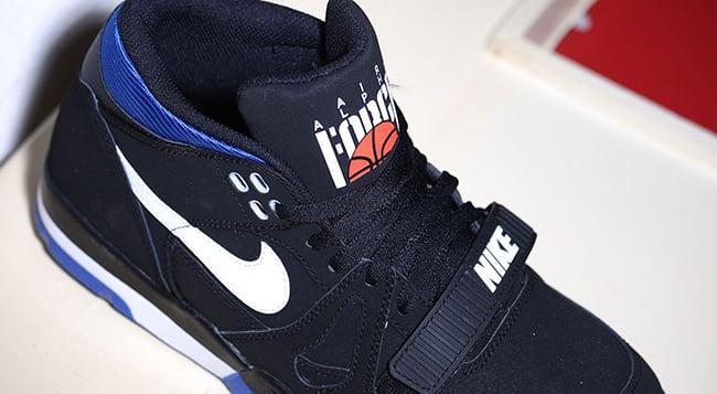 Nike Air Alpha Force 2 Royal Blue