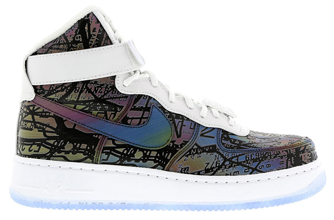 Nike Air Force 1 High CMFT Quai 54