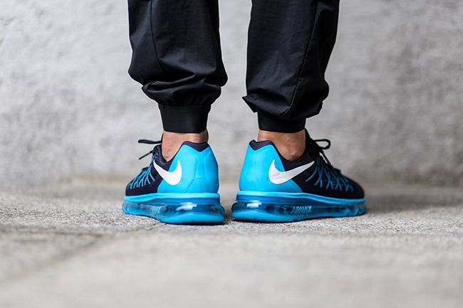 Nike Air Max 2015 Dark Obsidian Blue Lagoon