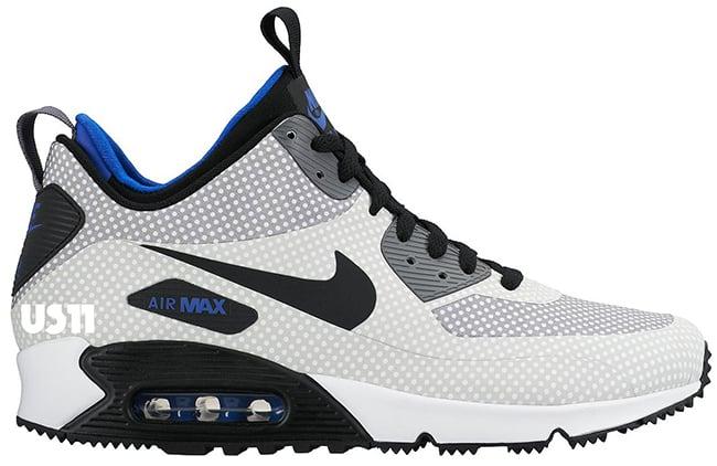 Nike Air Max 90 Mid Sneakerboot Fall Winter 2015 | SneakerFiles