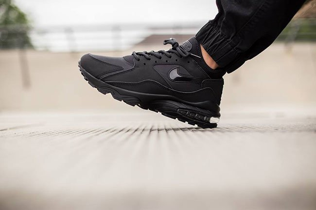 Nike Air Max 93 Triple Black