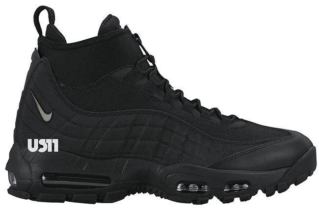 Nike Air Max 95 Mid Sneakerboot Fall Winter 2015