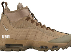 Nike Air Max 95 Mid Sneakerboot Fall Winter 2015