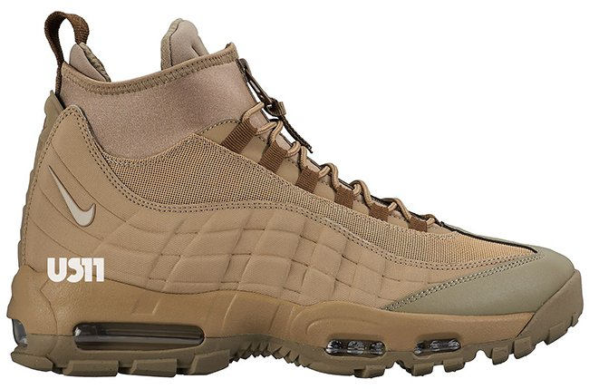 brand new 477fb a25c5 Nike Air Max 95 Mid Sneakerboot Fall Winter 2015