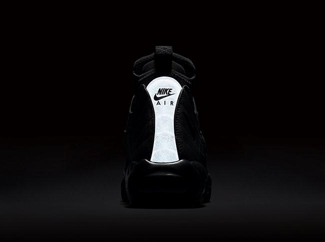 Nike Air Max 95 Sneakerboot Zip Black