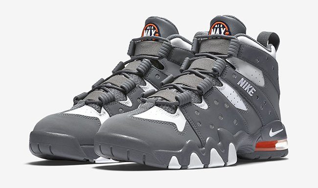 brand new 7553f 9c874 Nike Air Max2 CB 94 Cool Grey | SneakerFiles