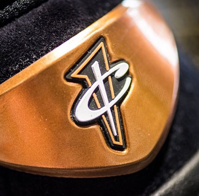 Nike Air Penny 6 Copper