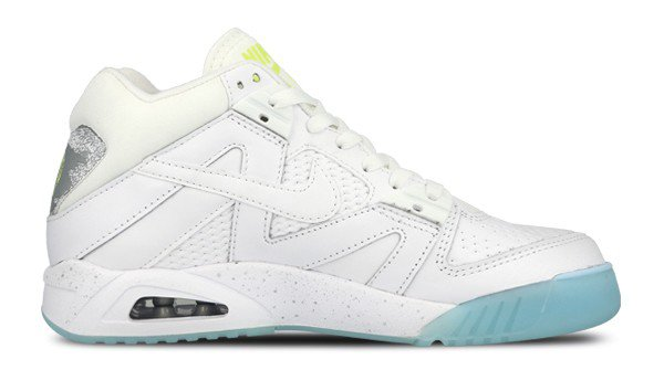Nike Air Tech Challenge 3 White Ice