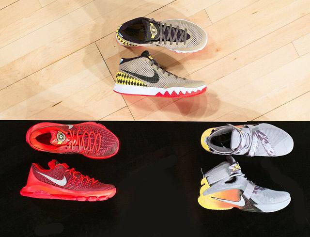 Nike Basketball EYBL The Academy Collection