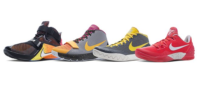 Nike Basketball Rise Collection  8fac7ab390